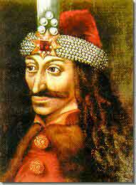 Vlad the Impeller (Dracula of the Mediaeval legends)